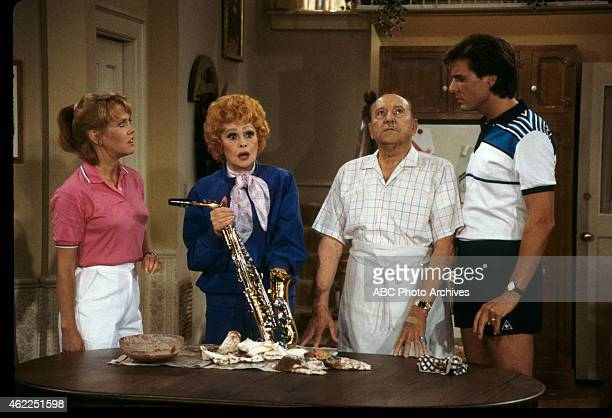 LUCY Lucy is a Sax Symbol Airdate October 25 1986 L
