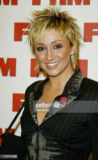 Lucy Joe Hudson during FHM Top 100 Sexiest Women 2004 at Guild Hall in London Great Britain