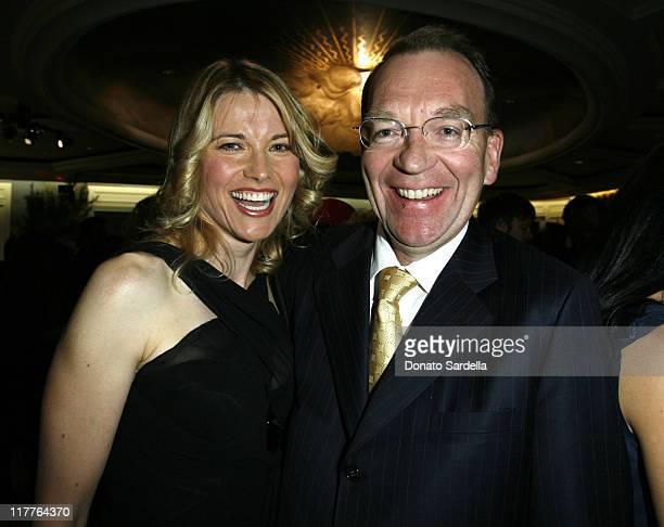 Lucy Lawless and Roy Ferguson, New Zealand Ambassador