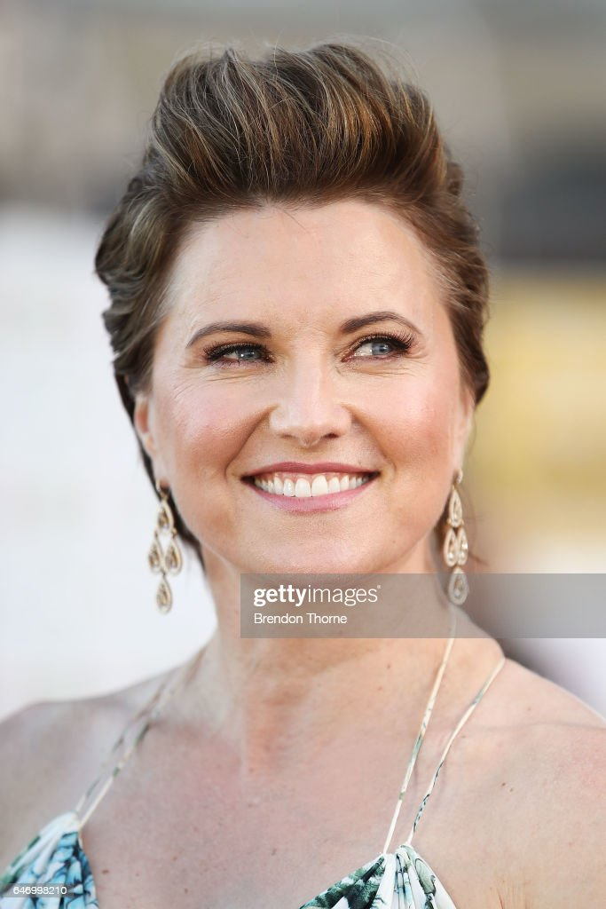 Lucy Lawless arrives ahead of the Australian LGBTI Awards 2017 at Sydney Opera House on March 2, 2017 in Sydney, Australia.