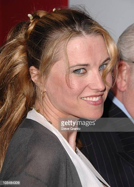 """Lucy Lawless arrives at Sony Pictures Premiere of """"You Don't Mess With the Zohan"""" on May 28, 2008 at the Grauman's Chinese Theatre in Hollywood,..."""