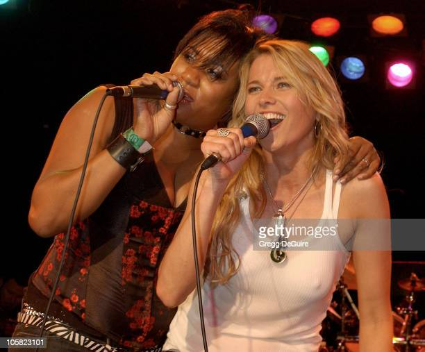 Lucy Lawless during Lucy Lawless in Concert at The Roxy Theater January 13 2007 at The Roxy in West Hollywood California United States