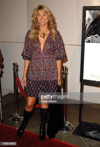 681c9a165d Lucy Lawless during 'Match Point' Los Angeles Premiere - Arrivals in ...