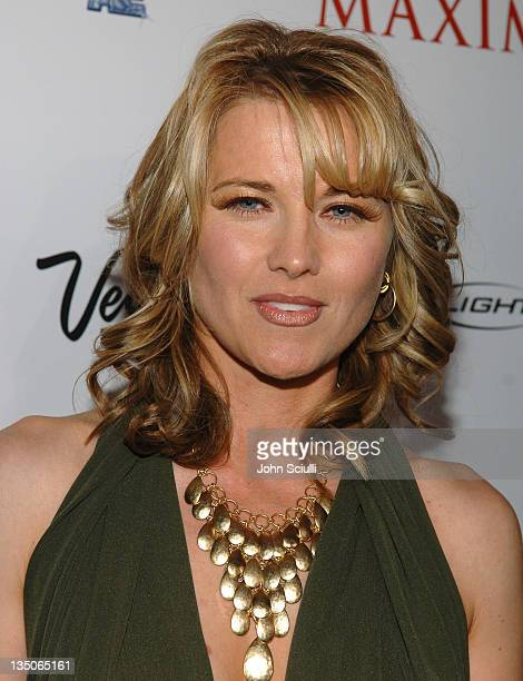 Lucy Lawless during Maxim 100th Issue Weekend Party Arrivals at Wynn Hotel Casino in Las Vegas Nevada United States