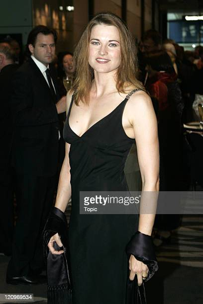 Lucy Lawless during Starship Charity Ball October 16 2004 at Sky City in Auckland New Zealand
