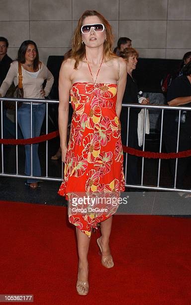 """Lucy Lawless during """"The Ten Commandments"""" - Opening Night at Kodak Theatre in Los Angeles, CA, United States."""