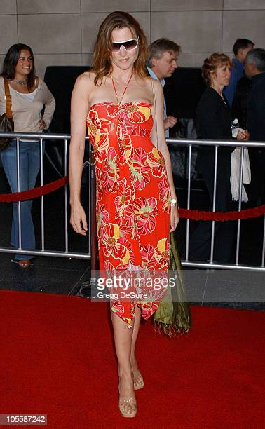 Lucy Lawless during The Ten Commandments Opening Night at Kodak Theatre in Los Angeles CA United States