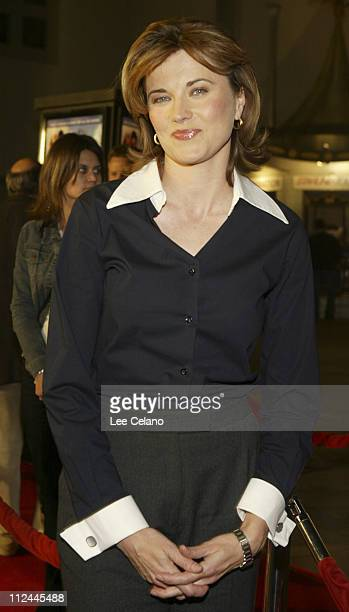 """Lucy Lawless during World Premiere of """"Eurotrip"""" - Red Carpet at Manns Grauman Chinese Theatre in Hollywood, California, United States."""