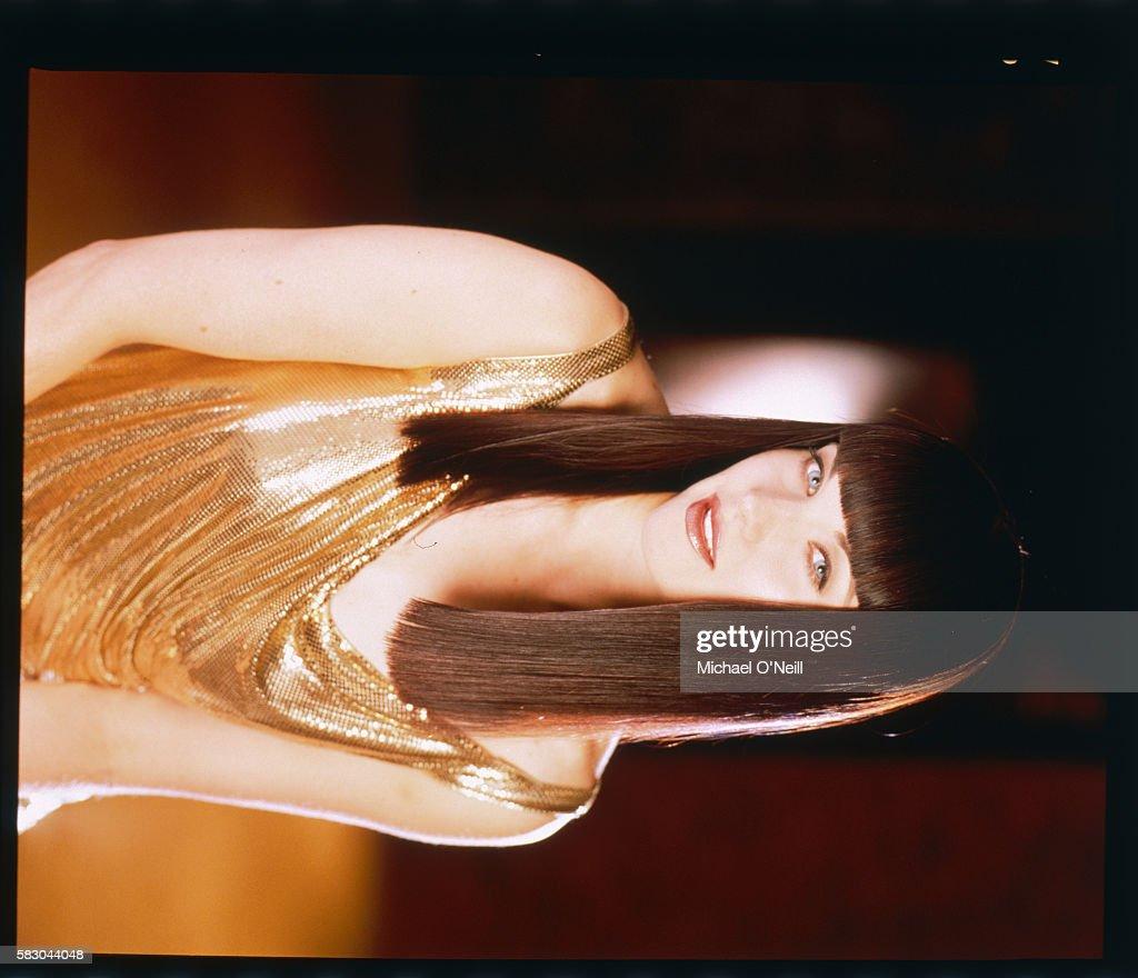 Lucy Lawless, People, January 1998 : Nachrichtenfoto