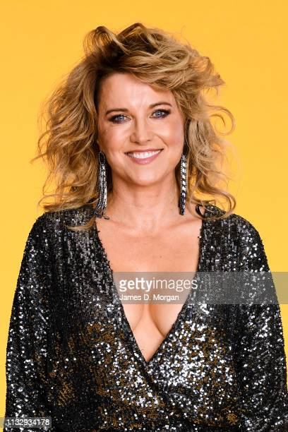 Lucy Lawless poses for a portrait at the 2019 Australian LGBTI Awards at The Star on March 01 2019 in Sydney Australia