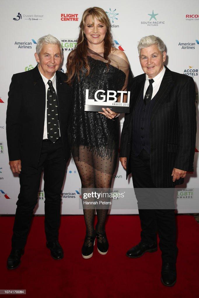 New Zealand LGBTI Awards 2018 - Media Room : News Photo