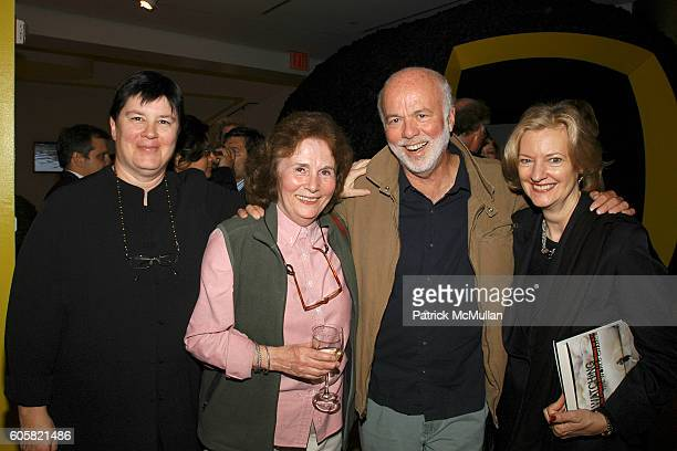 Lucy Lee M C Martin David Kennerly and Michelle Shamuson attend Edward Menicheschi and David Friend Celebrate the New Book WATCHING THE WORLD CHANGE...