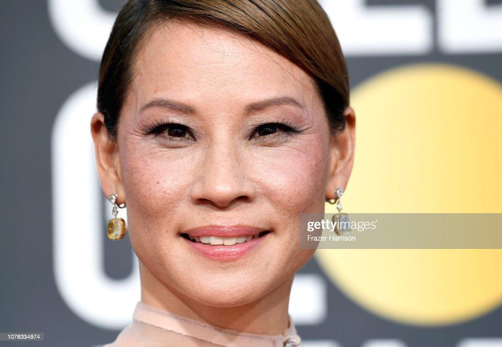 76th Annual Golden Globe Awards - Arrivals : Nieuwsfoto's