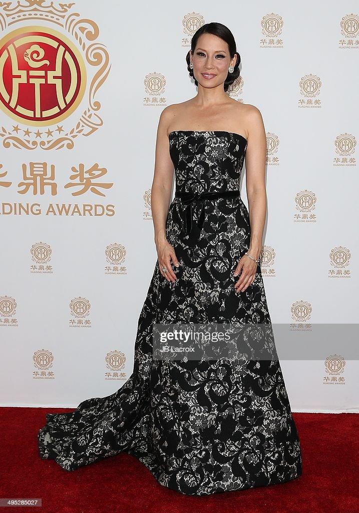 2014 Huading Film Awards - Press Room