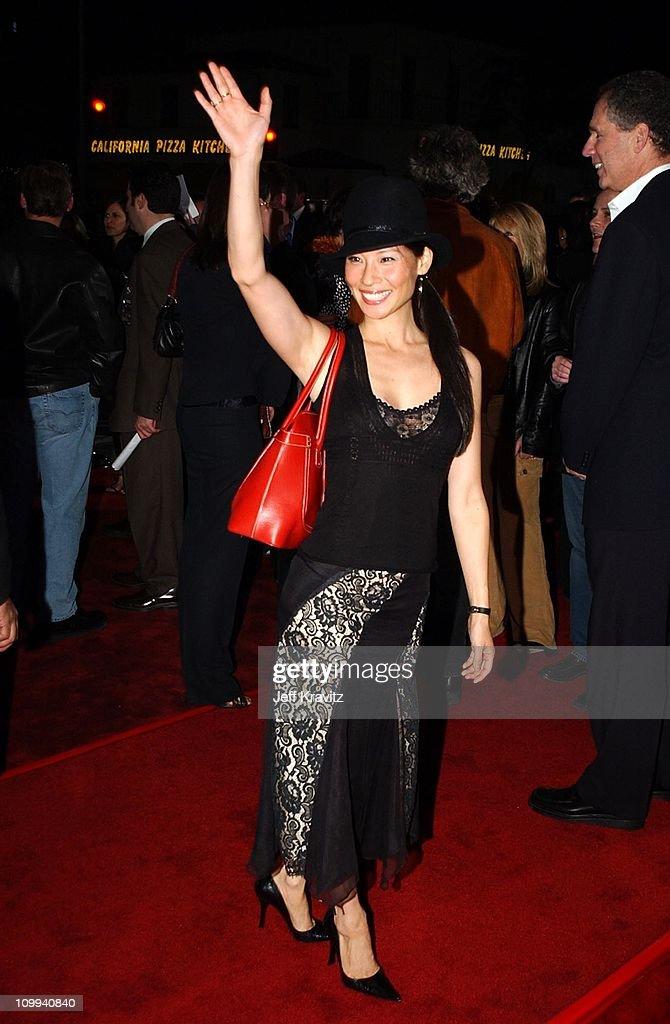 Lucy Liu during 8 Mile Premiere at Mann Village Westwood in Westwood, CA.