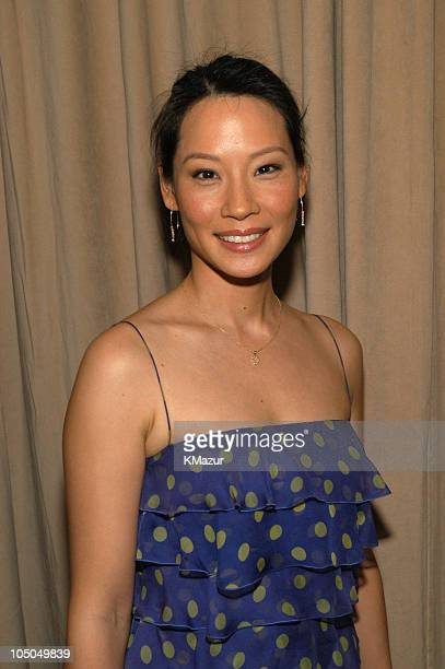 Lucy Liu during Miramax 2003 MAX Awards Inside at St Regis Hotel in Los Angeles California United States