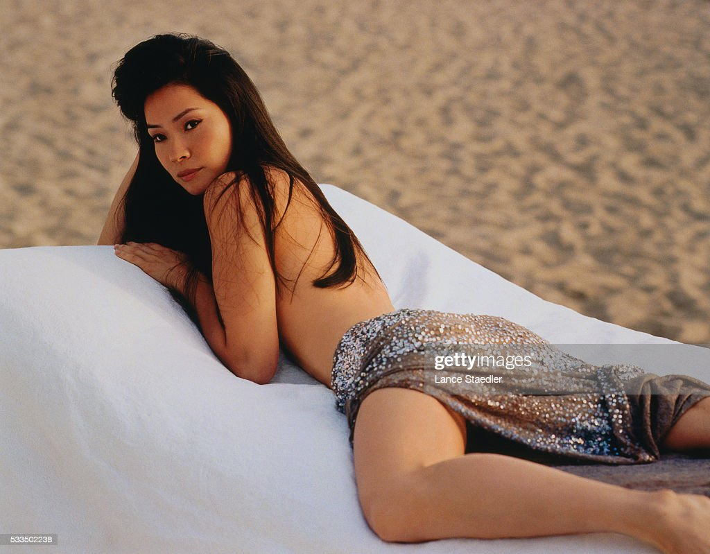 sexy Bilder von Lucy Liu