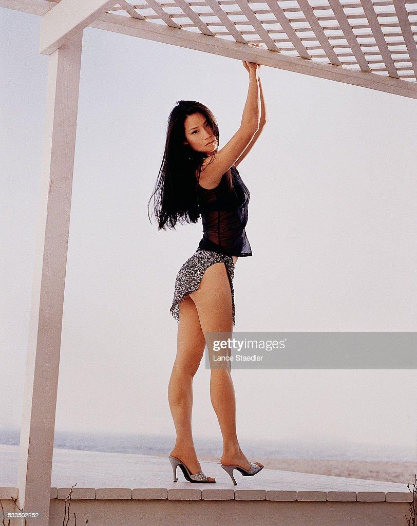Lucy Liu, 1999 : News Photo