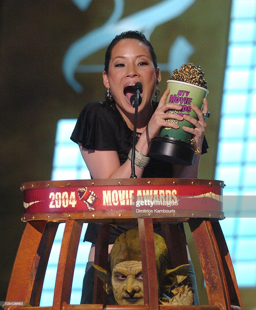 Lucy Liu, winner of Best Villain in 'Kill Bill Vol. 1'