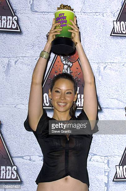 Lucy Liu winner of Best Villian in 'Kill Bill Vol 1'