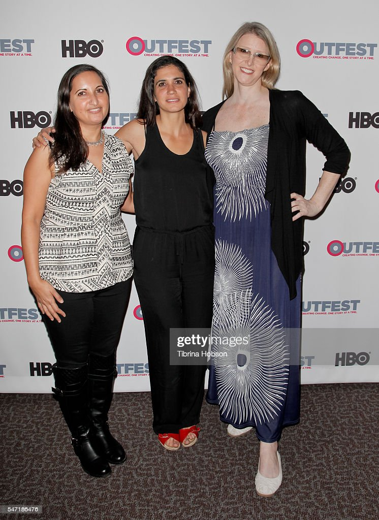 "2016 Outfest Screening Of ""Pushing Dead"" - Arrivals : News Photo"