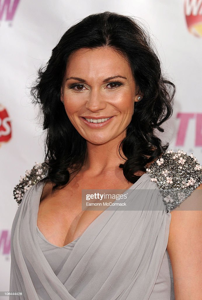Lucy Pargeter attends the TV Now Awards on May 22, 2010 in Dublin, Ireland.