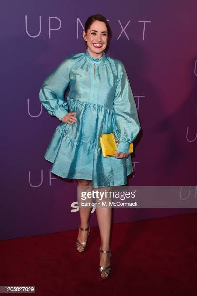 Lucy Prebble attends the Sky Up Next 2020 at Tate Modern on February 12 2020 in London England