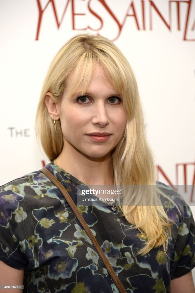 "Yves Saint Laurent Couture Palette &  The Cinema Society Host The Premiere Of The Weinstein Company's ""Yves Saint Laurent"" - Arrivals"