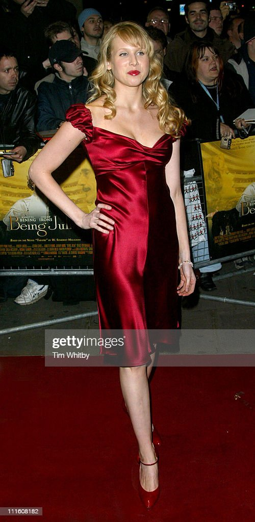 """Being Julia"" - London Premiere"
