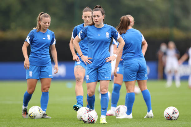 GBR: Everton Women v Birmingham City Women - Barclays FA Women's Super League