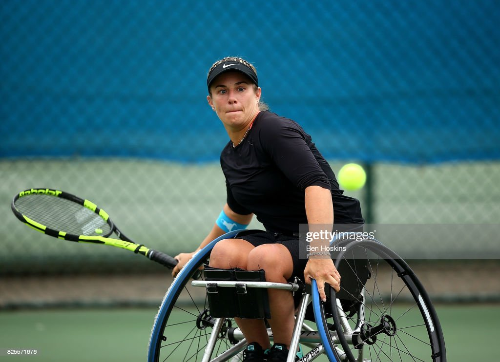 British Open Wheelchair Tennis