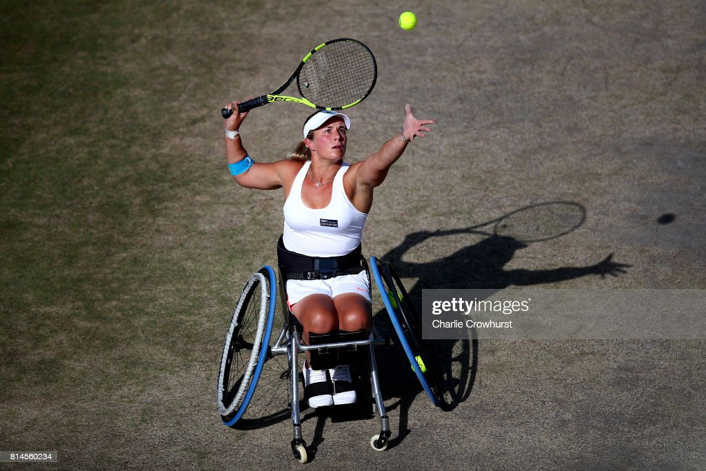The Championships - Wimbledon 2017 - Wheelchair Event Day 2