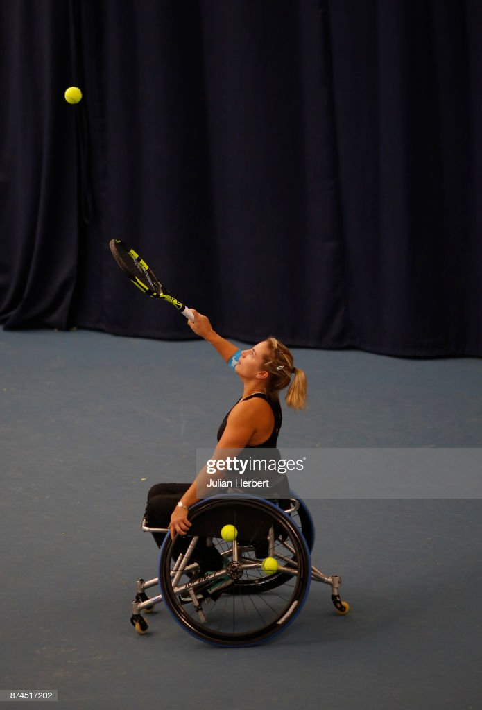 Bath Indoor Wheelchair Tennis Tournament