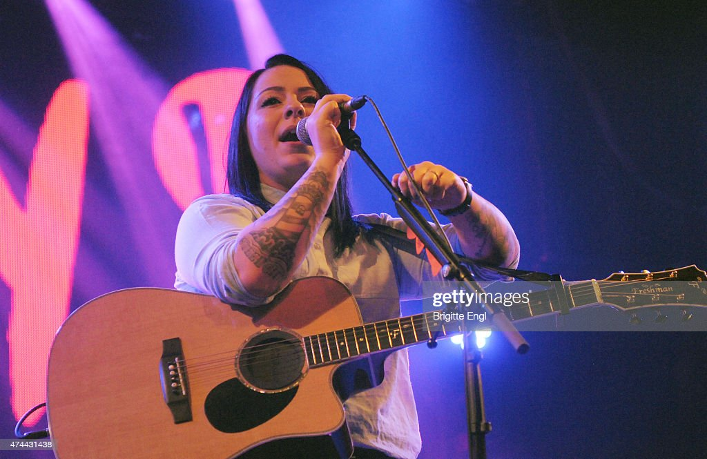 Lucy Spraggan Performs At Heaven In London : News Photo