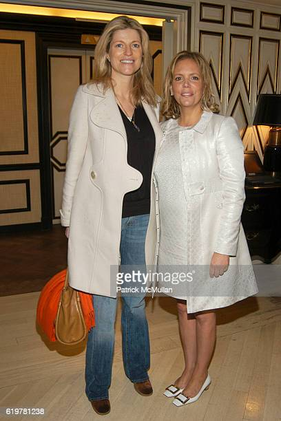 Lucy Sykes Rellie and Susie Hilfiger attend BEST CO's Fall Preview Benefit for THE SOCIETY OF MEMORIAL SLOAN KETTERING CANCER CENTER at Bergdorf...