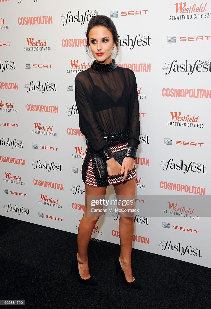 Cosmopolitan #Fashfest 2016 VIP Show And Party : News Photo