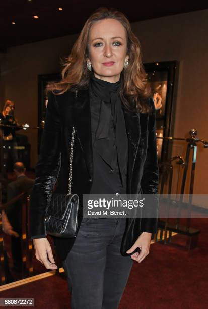 Lucy Yeomans EditorinCheif of PORTER magazine attends the PORTER Lionsgate UK screening of Film Stars Don't Die In Liverpool at Cineworld Leicester...