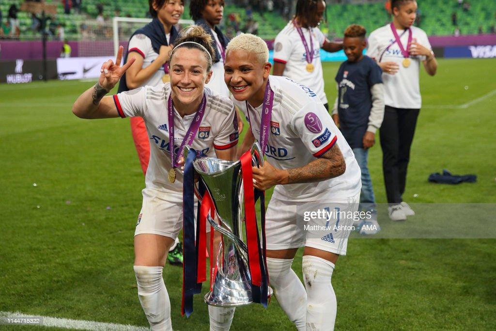 Olympique Lyonnais v FC Barcelona Women - UEFA Women's Champions League Final : News Photo