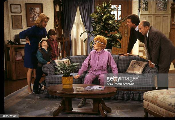 LUCY 'Lucy's Green Thumb' Airdate October 15 1986 L
