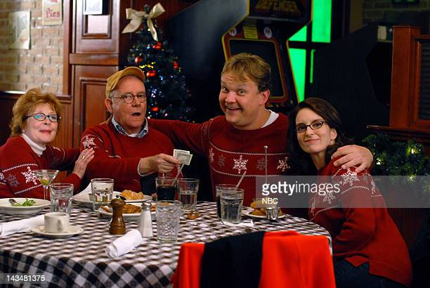 30 ROCK 'Ludachristmas' Episode 209 Air Date Pictured Anita Gillette as Margaret Buck Henry as Dick Andy Richter as Mitch Tina Fey as Liz Lemon
