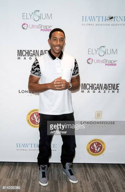 Ludacris attends Michigan Avenue Magazine Celebrates Its Summer Issue with Ludacris at LondonHouse on July 13 2017 in Chicago Illinois