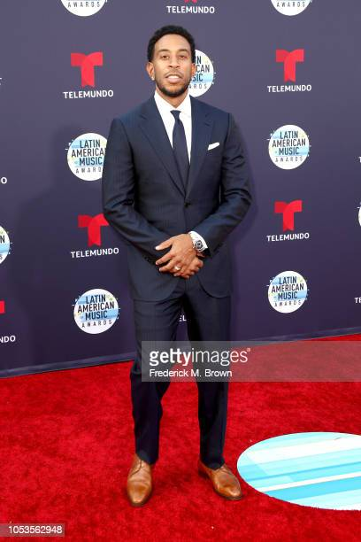 Ludacris attends the 2018 Latin American Music Awards at Dolby Theatre on October 25 2018 in Hollywood California