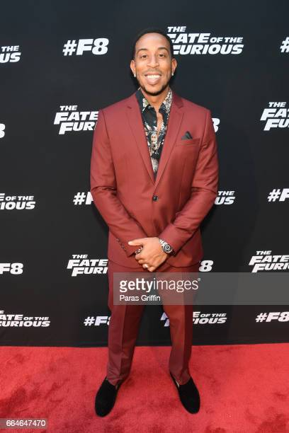 Ludacris attends 'The Fate Of The Furious' Atlanta red carpet screening at SCADshow on April 4 2017 in Atlanta Georgia