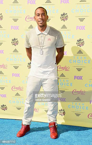 Ludacris attends the Teen Choice Awards 2015 at the USC Galen Center on August 16 2015 in Los Angeles California