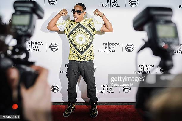 Ludacris attends the world premiere of 'Live From New York' during the 2015 Tribeca Film Festival at the Beacon Theatre on April 15 2015 in New York...