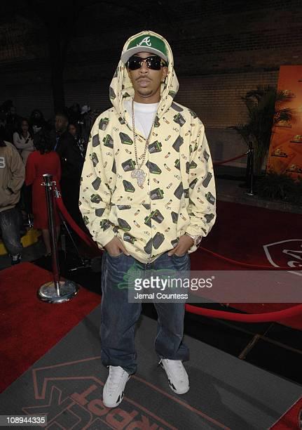 Ludacris during 2006 BET Hip-Hop Awards - Black Carpet at Fox Theatre in Atlanta, Georgia, United States.