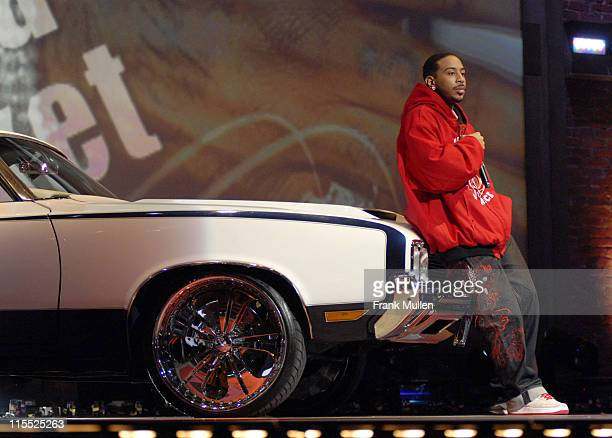 Ludacris during 2006 BET HipHop Awards Rehearsals Day 1 at Fox Theatre in Atlanta Georgia United States