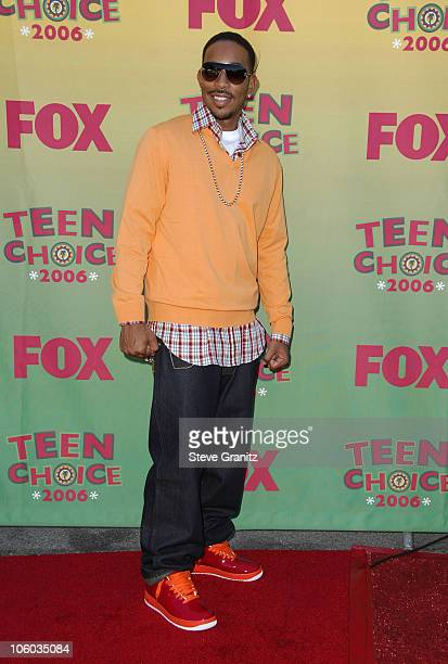 Ludacris during 2006 Teen Choice Awards Arrivals at Gibson Amphitheatre in Universal City California United States