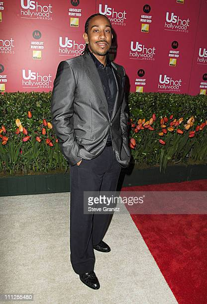 Ludacris during 2006 US Weekly Hot Hollywood Awards Arrivals at Republic Restaurant Lounge in Los Angeles California United States