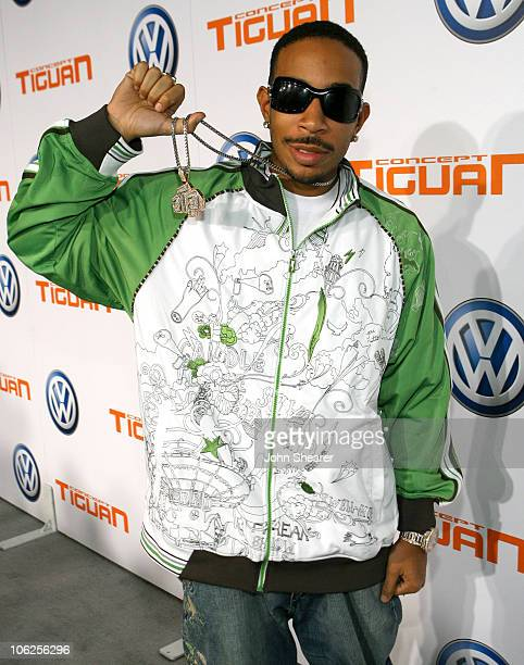 Ludacris during Volkswagen Presents The US Premiere of CONCEPT TIGUAN Red Carpet at Raleigh Studios in Los Angeles California United States